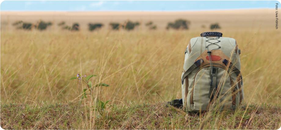 Forós hátizsákok Kalahari