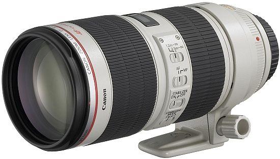 Canon EF 70-200mm f/2.8L IS II USM objektív