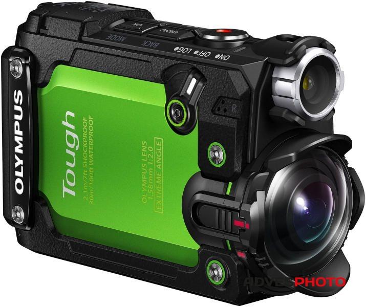 Olympus TG-Tracker-TOUGH akciókamera és fényképezőgép