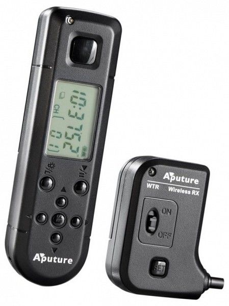 Aputure Pro Coworker II AP-WTR3N Távkioldó (Nikon MC-DC2)