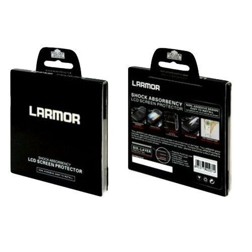 GGS Larmor LCD védő Panasonic GF-5