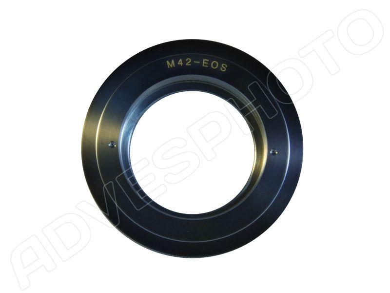 M42-EOS (cooper) bajonett átalakító gyűrű