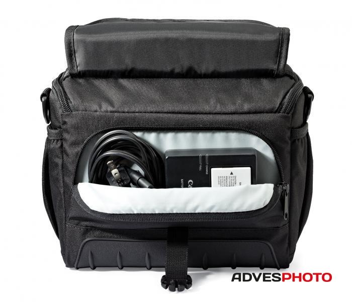 Lowepro Adventura SH 160 II FEKETE oldaltáska