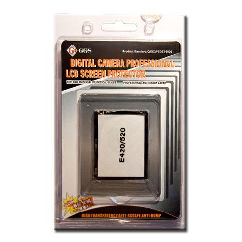 GGS LCD védő OlympusE420/ E520