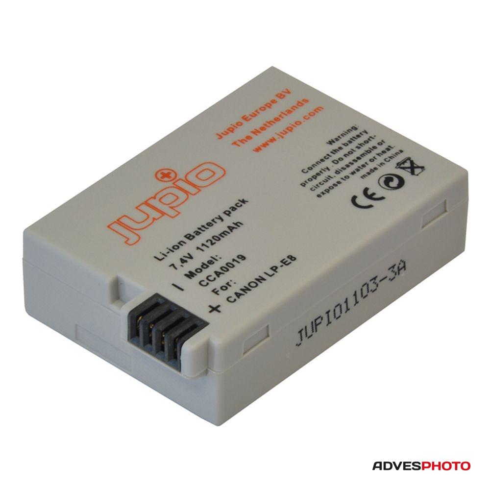 Canon LP-E8 NB-E8 akkumulátor a Jupiotól