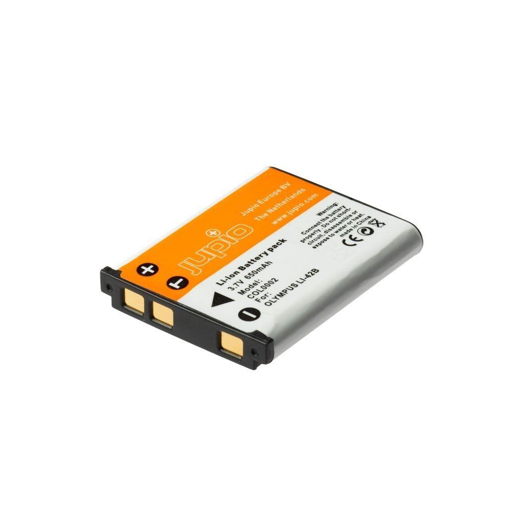 Pentax D-Li63 akkumulátor a Jupiotól