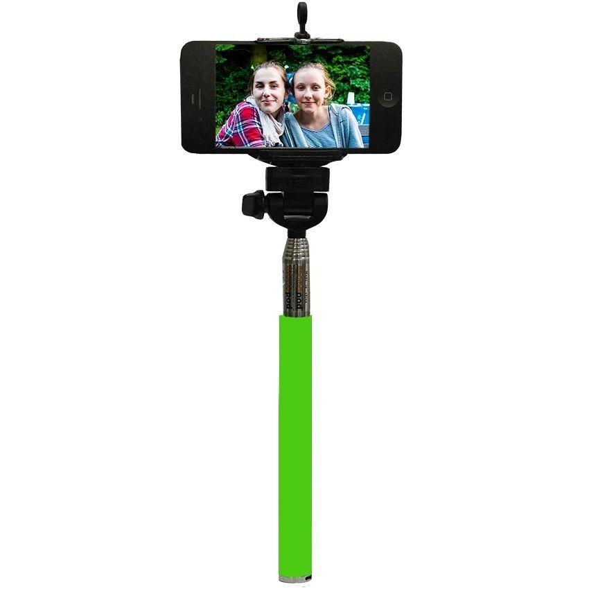 S+Mart Selfiemaker Smart zöld, okos telefonhoz és mobiltelefonhoz