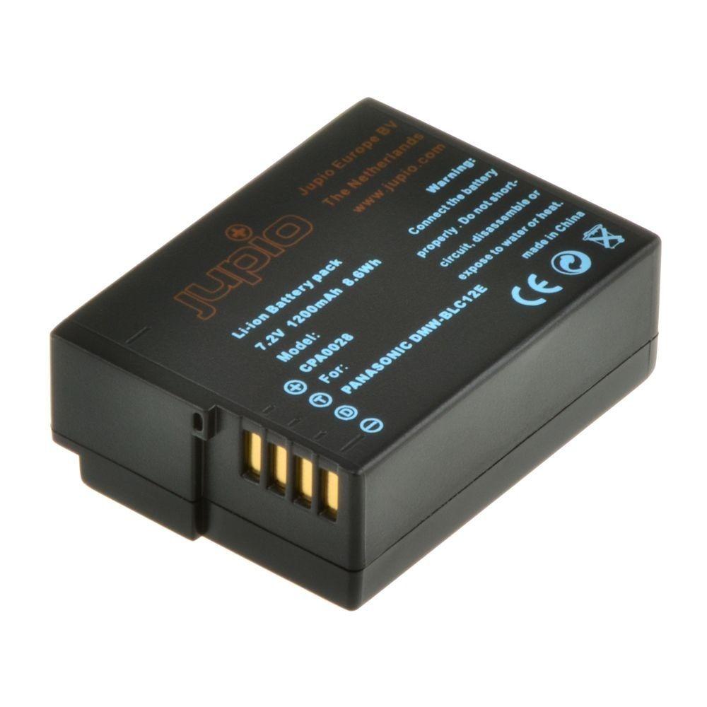 Panasonic DMW-BLC12E akkumulátor a Jupiotól