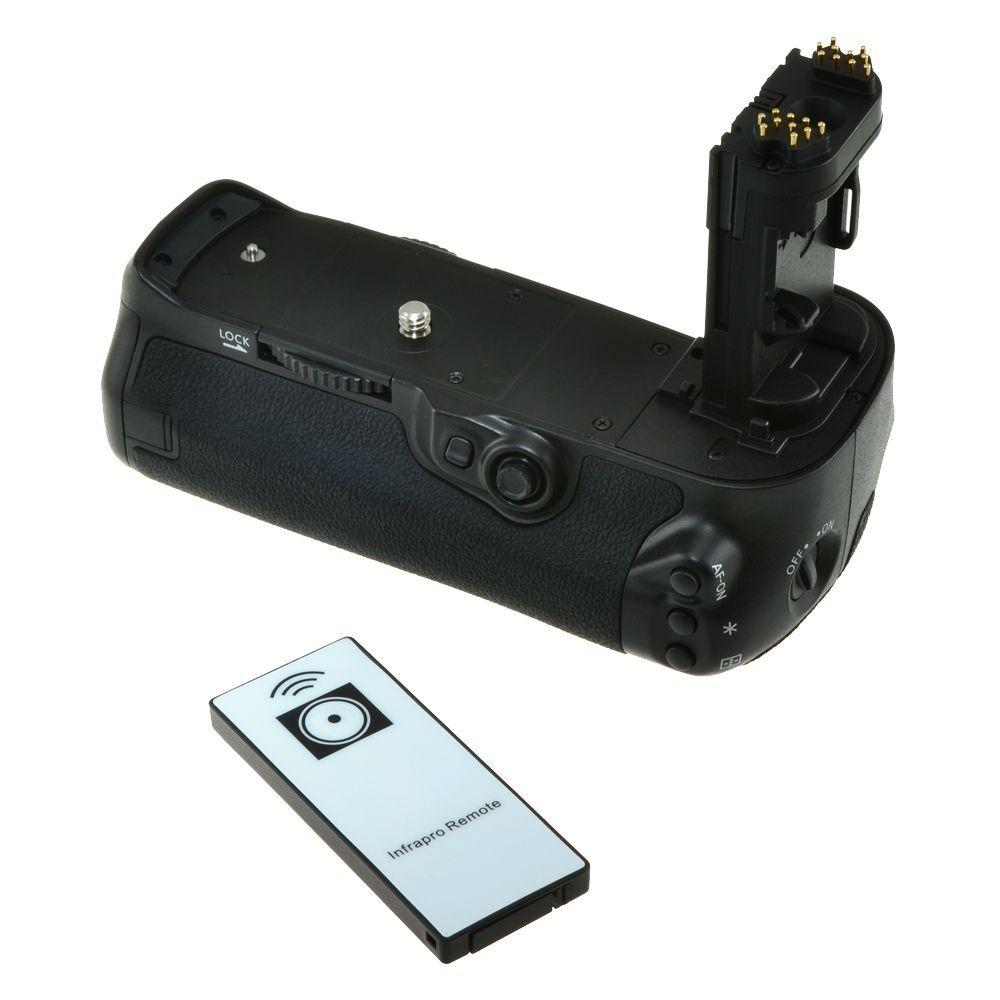 Canon BG-E16 portrémarkolat a Jupiotól Canon 7D Mark II fényképezőgépekhez