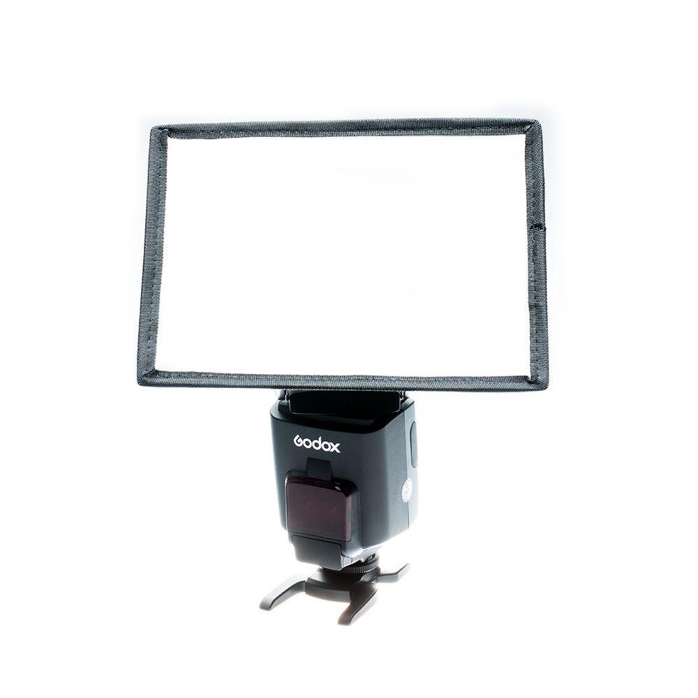 Godox 15x20cm softbox rendszer vakukhoz