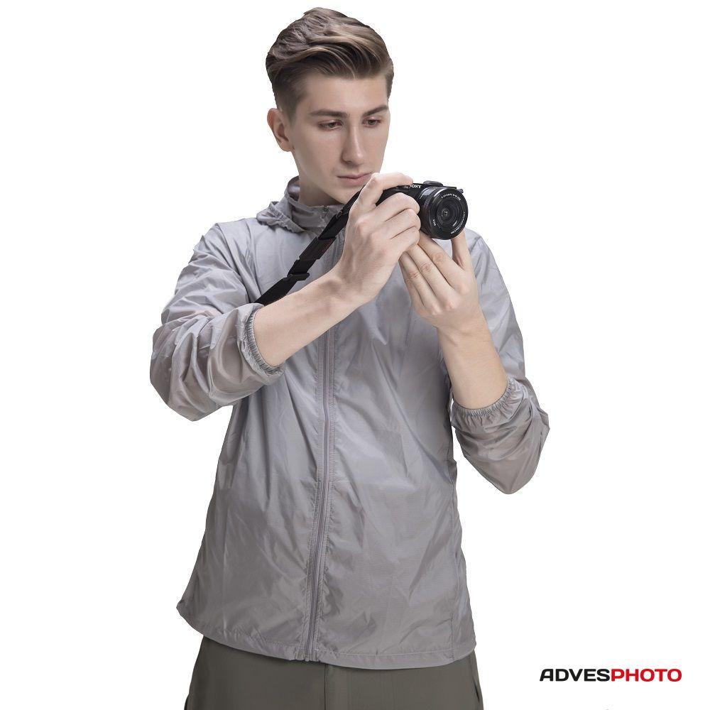 GGS Fotospeed T4 vállszíj Piros (Milc/kompakt gépekhez)