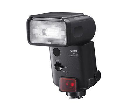 Sigma EF-630 Electronic Flash vaku, Canon