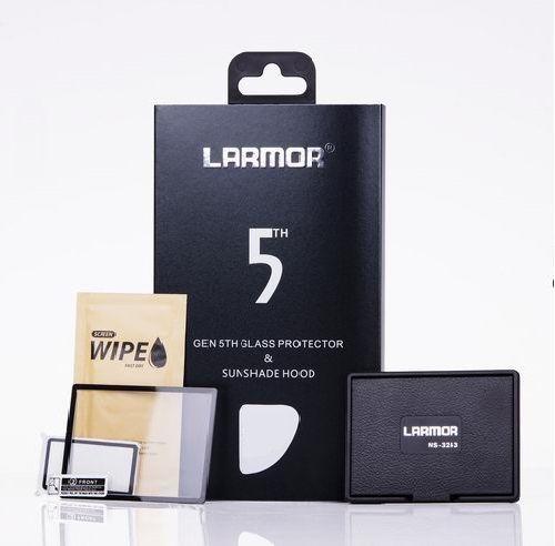 GGS Larmor LCD védő napellenzővel Canon EOS 77D