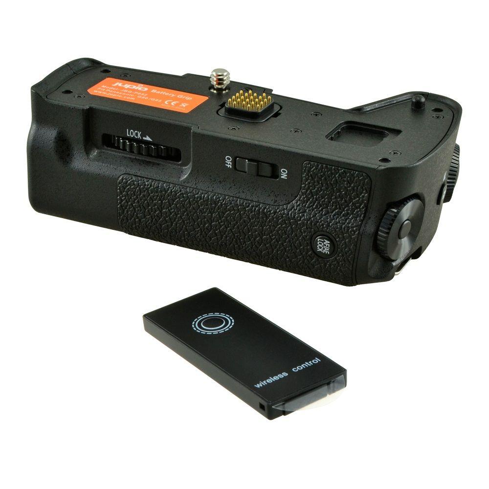 Panasonic DMC-G80, Panasonic DMC-G85 utángyártott portrémarkolat a Jupiotól Panasonic DMC-G80, Panasonic DMC-G85 fényképezőgépekhez