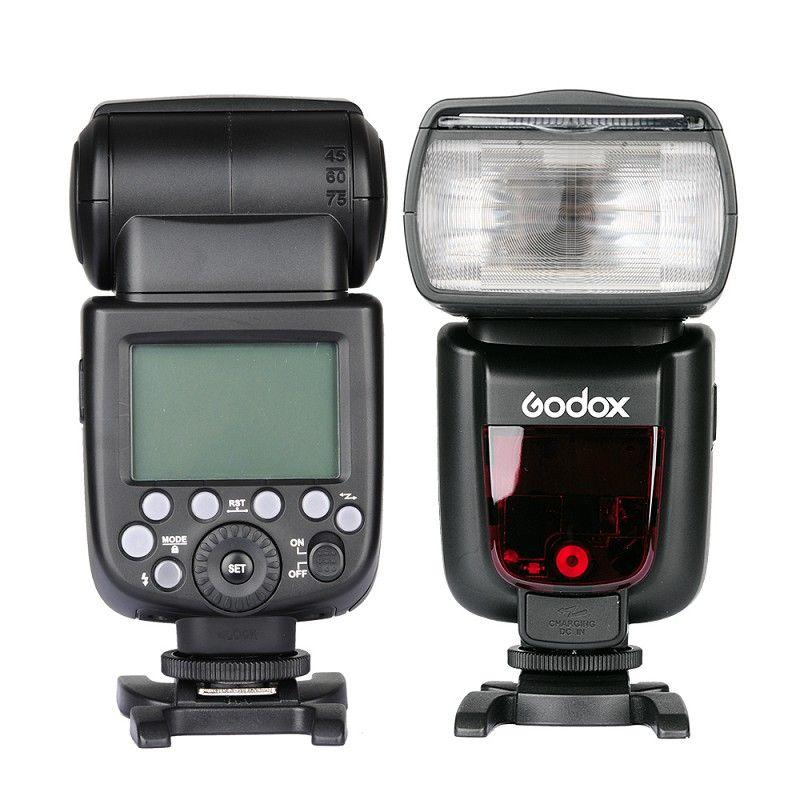 Godox TT685O Olympus és Panasonic TTL rendszervaku