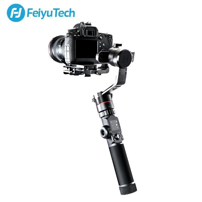 Feiyu-tech AK4000 időjárásálló 3 tengelyes stabilizátor gimbal