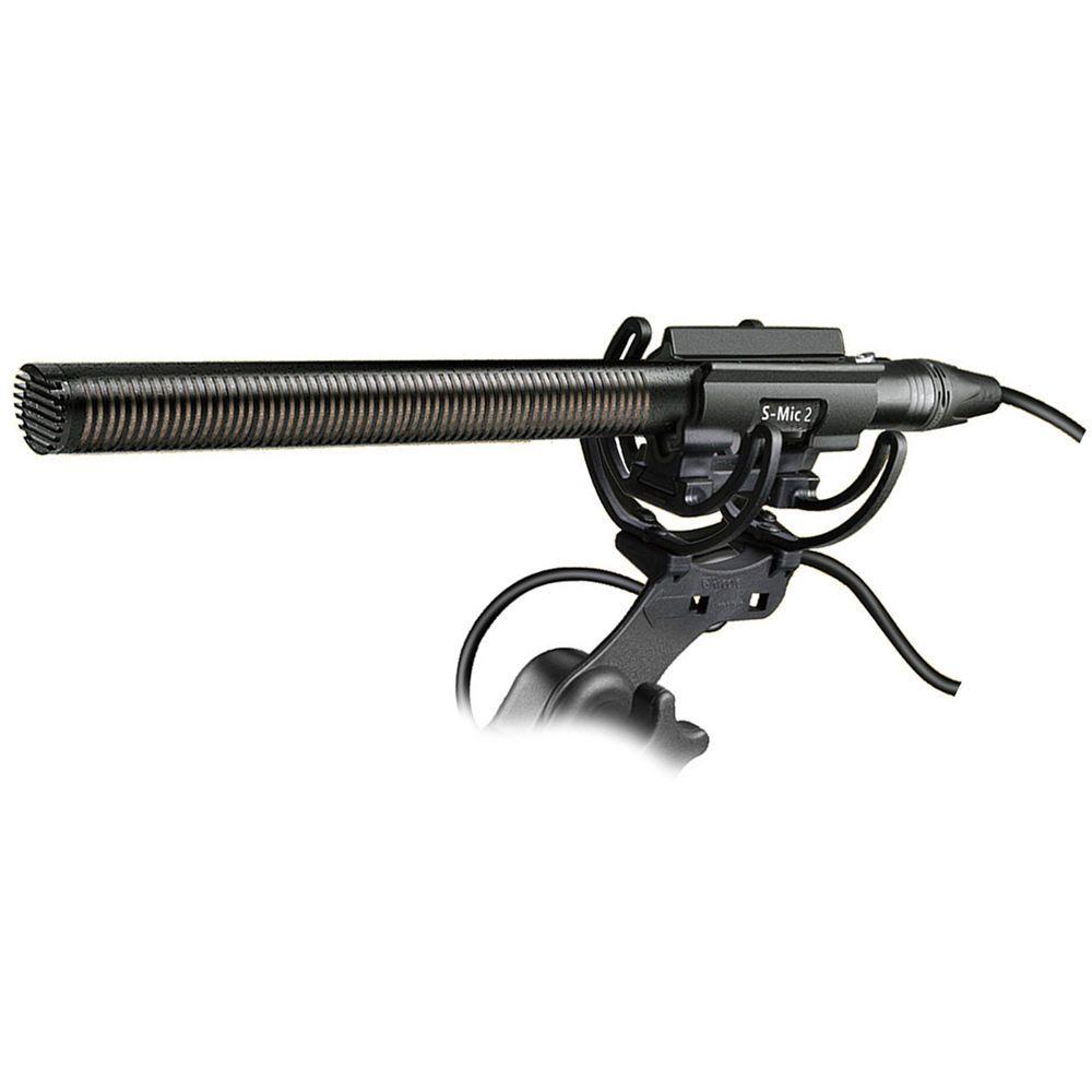 Deity S-mic 2 puskamikrofon