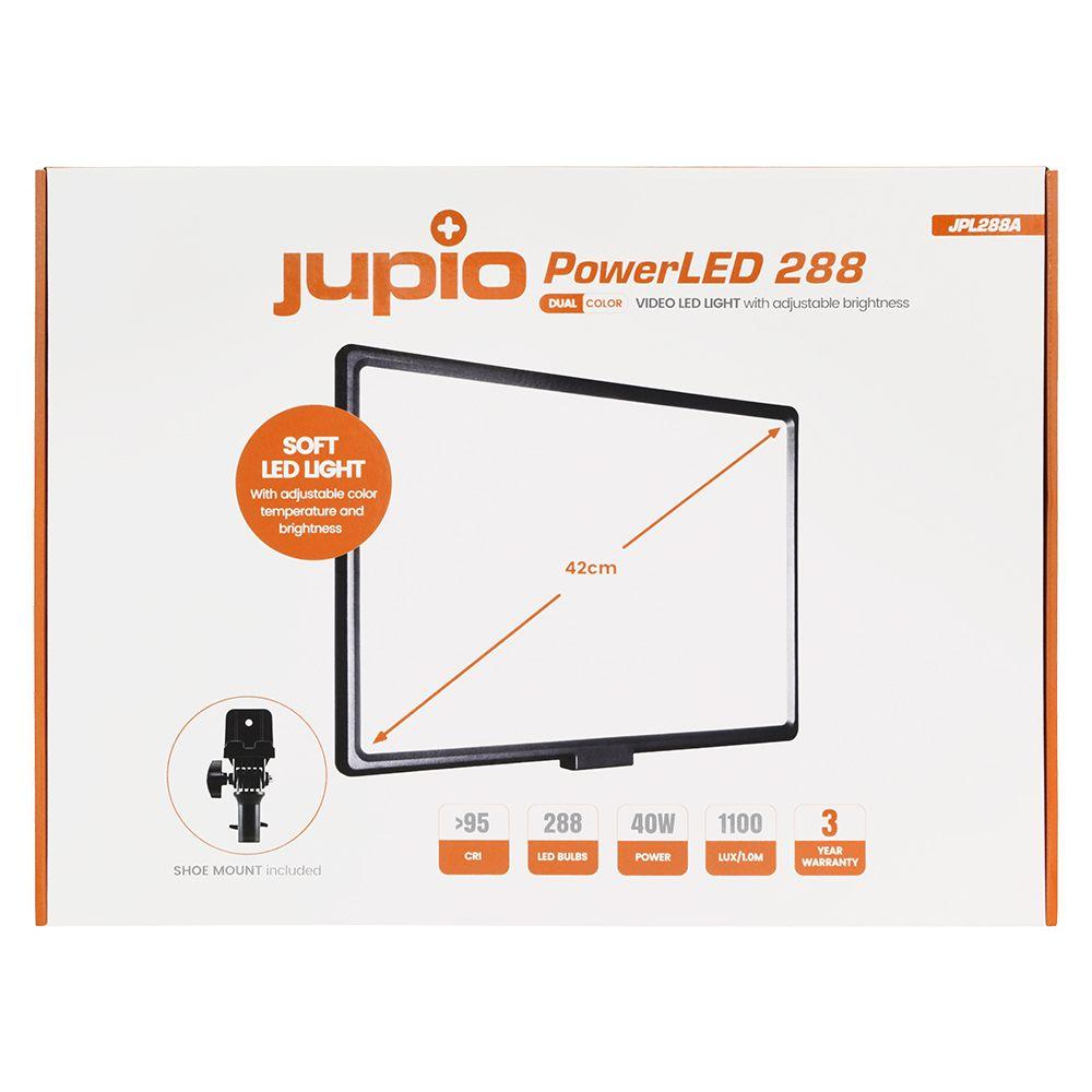 Jupio power LED 288 lámpa
